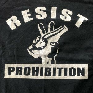 Victory Brewing Co Resist Prohibition Shirt